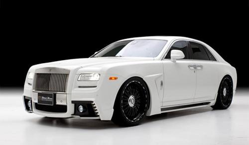 """Lột xác"" Rolls-Royce Ghost - 1"
