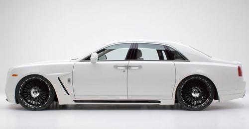 """Lột xác"" Rolls-Royce Ghost - 2"