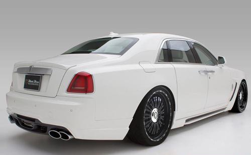 """Lột xác"" Rolls-Royce Ghost - 3"