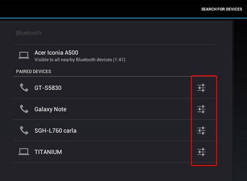 Những công dụng độc đáo từ kết nối Bluetooth trên Android - 2