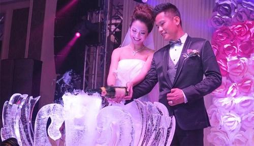 """""""Đột nhập"""" tiệc cưới của Jennifer Phạm - 5"""