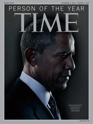 Obama lại trở thành Nhân vật của năm - 1