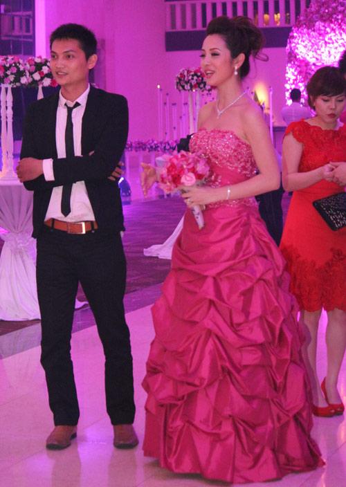 """""""Đột nhập"""" tiệc cưới của Jennifer Phạm - 17"""