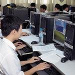 Giáo dục - du học - Đào tạo từ xa: Khó vì không thạo internet