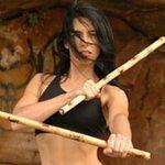 Thể thao - KP võ thuật: Nghệ thuật đánh bằng gậy