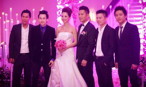"""""""Đột nhập"""" tiệc cưới của Jennifer Phạm - 9"""