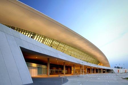Những sân bay đẹp nhất trên hành tinh - 2