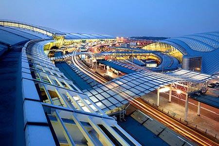 Những sân bay đẹp nhất trên hành tinh - 4