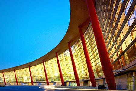 Những sân bay đẹp nhất trên hành tinh - 1