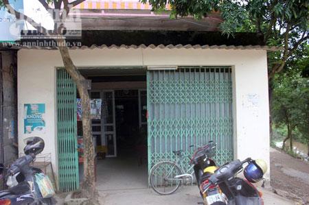 Hà Nam: Mang súng cướp vàng giữa ban ngày - 1