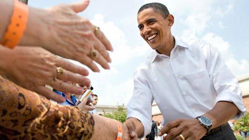 Obama là Nhân vật của năm 2012, vì sao? - 1
