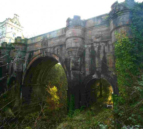 Cây cầu tự sát bí ẩn ở Scotland - 1