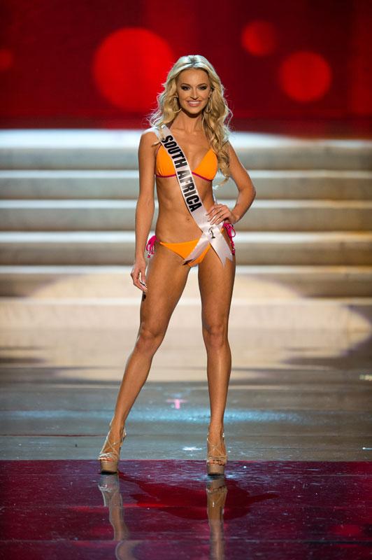 Người đẹp 1m67 đăng quang Miss Universe - 9