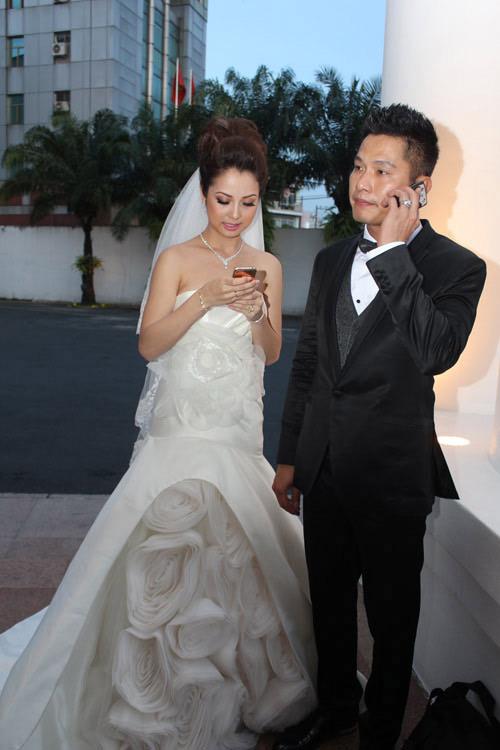 """""""Hot"""" như cô dâu Jennifer Phạm - 2"""