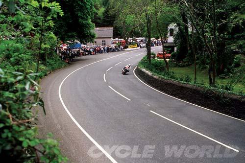 Giải đua Moto khốc liệt nhất hành tinh - 2