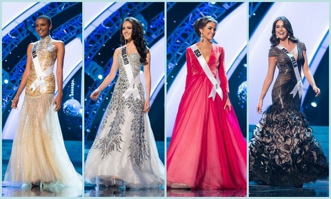 Người đẹp 1m67 đăng quang Miss Universe - 5
