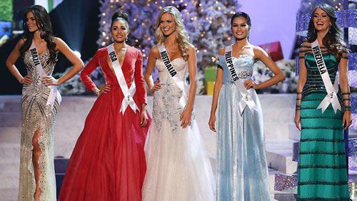 Người đẹp 1m67 đăng quang Miss Universe - 4