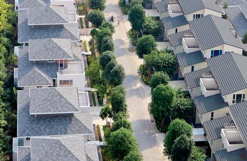 Thị trường nhà đất bất ngờ sôi động cuối năm - 1