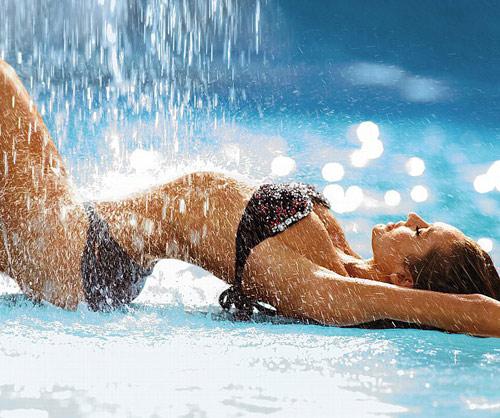 Candice Swanepoel gợi tình từng centimet - 9
