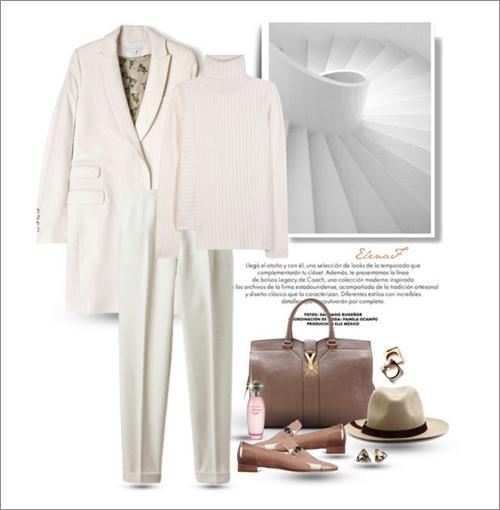 6 cách kết hợp quần trắng cho nữ công sở - 2