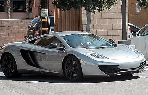 20 chiếc xe đi cùng người nổi tiếng 2012 (P1) - 3