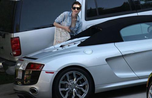 20 chiếc xe đi cùng người nổi tiếng 2012 (P1) - 9