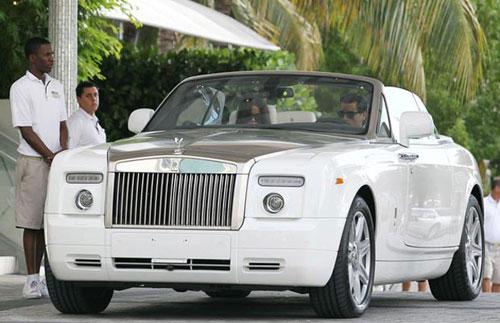 20 chiếc xe đi cùng người nổi tiếng 2012 (phần cuối) - 7