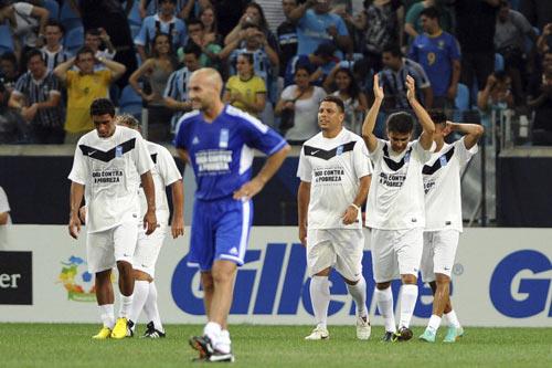 Siêu trận đấu đội Ronaldo – đội Zidane - 4
