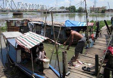 Xóm chài cuối cùng ở Sài Gòn - 1