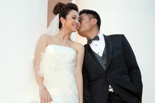 """Hình ảnh """"hiếm"""" của cô dâu Jennifer Phạm - 11"""