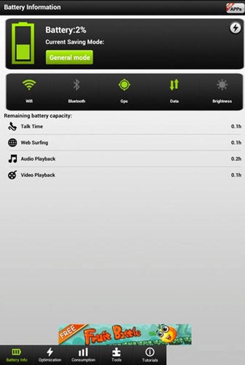 Tăng thời lượng pin cho điện thoại iOS và Android - 2