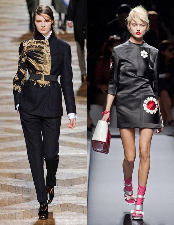 5 xu hướng thời trang cho xuân mới - 4