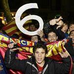 """Bóng đá - Chiêm ngưỡng lại """"cú ăn 6"""" của Barca"""