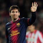Messi: M60… đợi anh