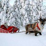 Du lịch - Thăm làng của ông già Noel