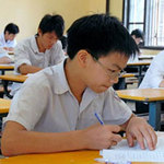 Tin tức Sony - Tuyển sinh lớp 10: Phải thi viết 3 môn