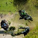 Thể thao - Video: Tai nạn thảm khốc tại Isle of Man TT