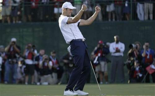 Golf: 15 sự kiện đáng nhớ nhất 2012 (P3) - 1