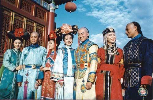 Hoàn Châu Cách Cách bản Hàn bị phản đối - 1