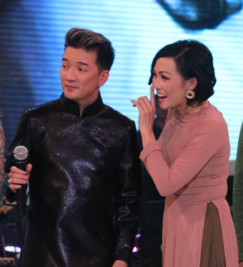 Clip: Mr Đàm làm hòa với Phương Thanh, tôn vinh Thanh Lam - 1