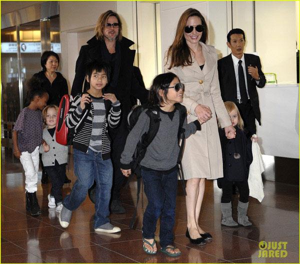 Gia đình Beckham sành điệu nhất thế giới - 4