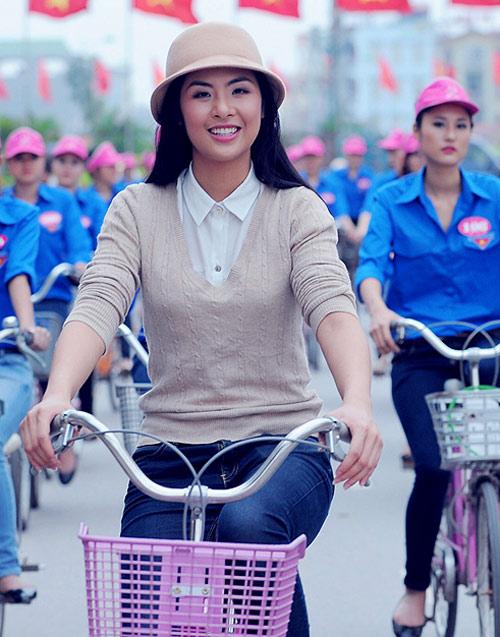 4 người đẹp giản dị nhất showbiz Việt - 6
