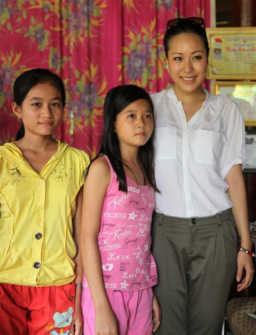 4 người đẹp giản dị nhất showbiz Việt - 7