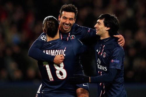 Vòng 19 Ligue 1: PSG vô địch mùa đông - 1