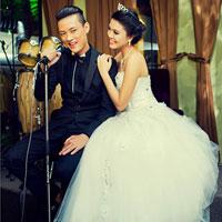 Chụp hình cưới tại Đông Du Studio