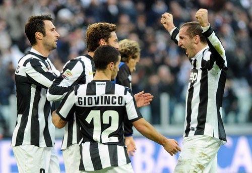 Serie A trước V18: Ai cản nổi Juve? - 1