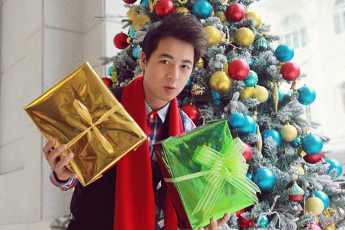 Đăng Khôi tặng quà giáng sinh cho fan - 6