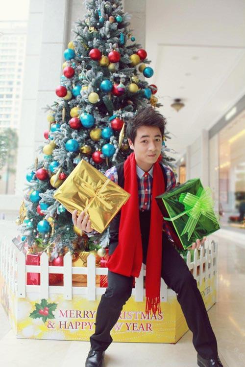 Đăng Khôi tặng quà giáng sinh cho fan - 7