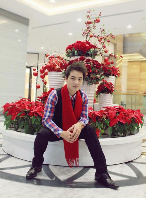 Đăng Khôi tặng quà giáng sinh cho fan - 1