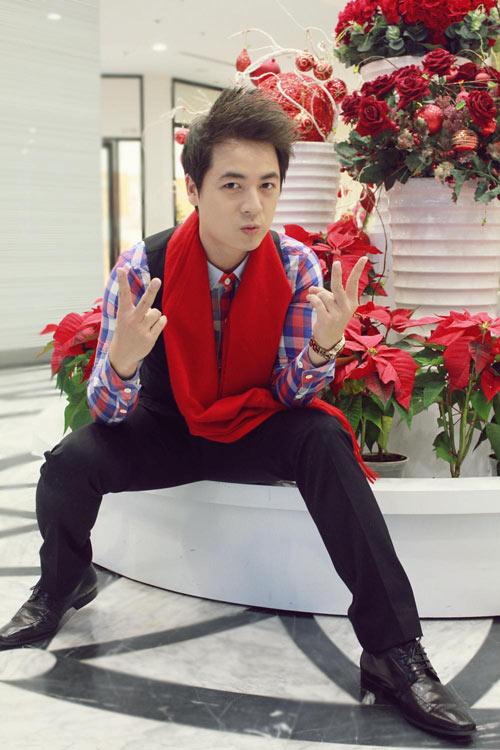 Đăng Khôi tặng quà giáng sinh cho fan - 2